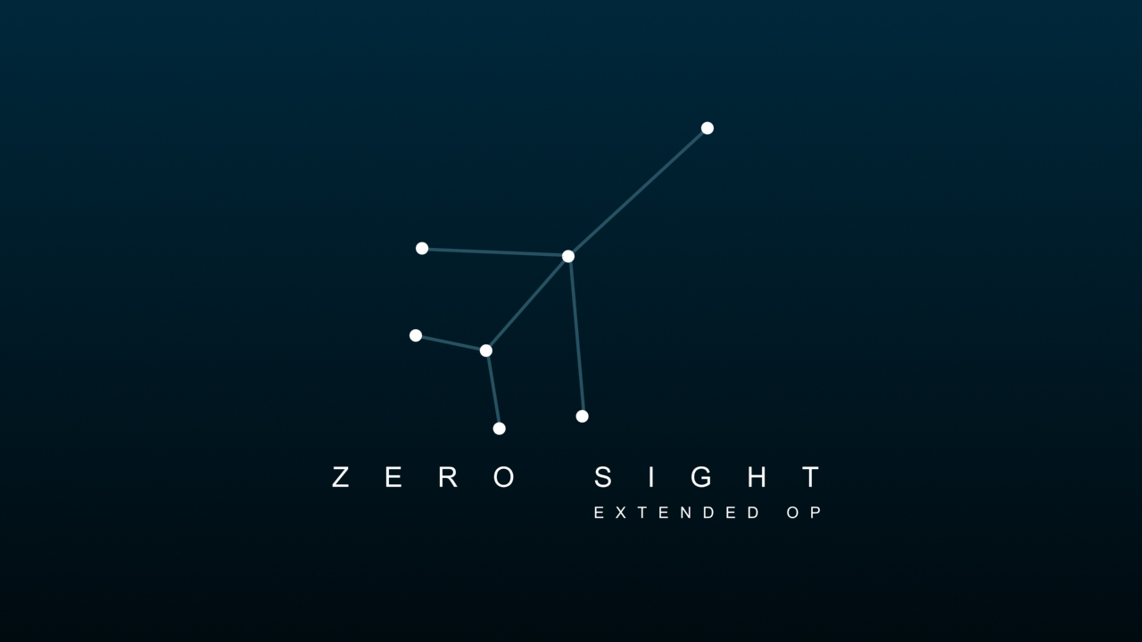 Zero Sight: Extended Operations